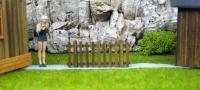 44954-1 - Holzzaun 49 mm lang (Spur 0)