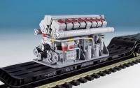 DUHA 11559 - HO, Großer Dieselmotor mit 16 Zylindern