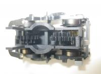 Fleischmann Original-Ersatzteil - 7260 Drehgestellblock m. Rahmen & Rädern, schwarz