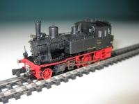 Lokbauteile 70066 ohne Motor, DRG Ep. II