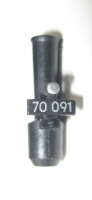 Schornstein für Dampflok 7070 o. 7071 mit Schild 70 091