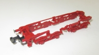 Tenderrahmen komplett für Lok 7166, BR38