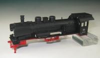 Lokgehäuse mit Rauchkammertür BR38
