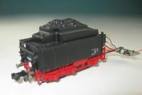 Tender komplett mit DCC-Decoder und Motor für Lok 715781, BR 56 2659