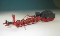 Tender von Lok BR 56 2659, 715781 mit DCC-Decoder, Motor und Fahrgestell