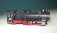 Lokgehäuse ohne Rauchkammertür für BR 56