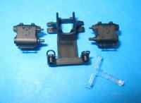 Zylinderkasten, Lampen und Lichtleiter für Loks BR 86