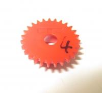 Schneckenrad für Loks BR86
