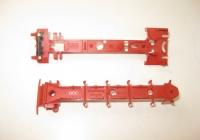 Deckplatten oben und unten für Loks BR55