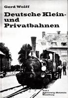 Deutsche Klein- und Privatbahnen, Gerd Wolff
