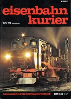 Eisenbahn-Kurier 12/79