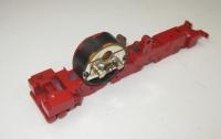 Fleischmann Ersatzteil - Metallrahmen mit Motor für Dampflok 4094, BR 94
