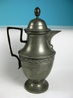 Antiker Zinnkrug, Kanne (AN 61)
