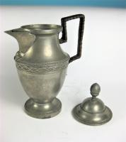 Antiker Zinnkrug, Kanne (AN 64)