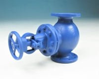 DUHA 18233 D - Einzelventil, blau