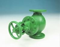 DUHA 18233 G  - Einzelventil, grün