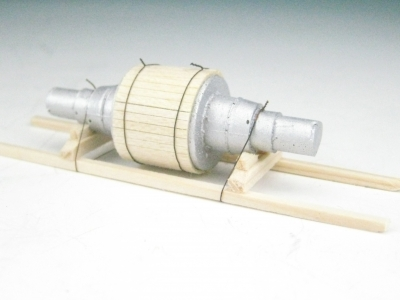 DUHA 12352 - Turbinenrotor (Spur TT)