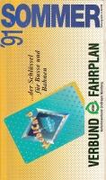 VGN Fahrplan Sommer '91