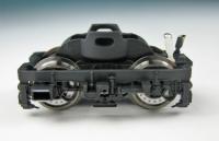 Drehgestellblock komplett für Lok 7386, schwarz